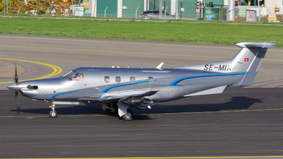 SE-MIX - Pilatus PC-12/47E - Grafair