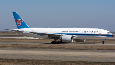 A picture of B2081 - Boeing 777F1B - China Southern Airlines - © BobH