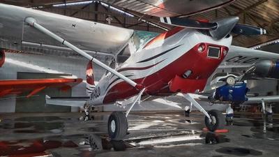 PT-CLO - Cessna 180H Skywagon - Private