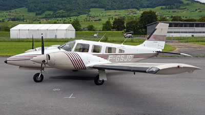 F-GSJC - Piper PA-34-220T Seneca III - Private