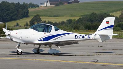 D-EAQR - Aquila A210 - Fliegerclub Kufstein/Langkampfen