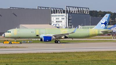 D-AVZC - Airbus A321-211 - Airbus Industrie
