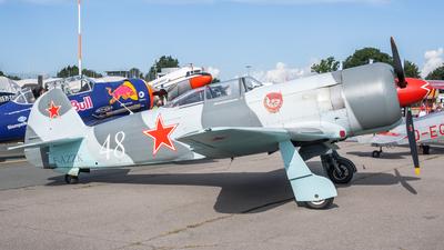 F-AZZK - Yakovlev Yak-3UWP - Private