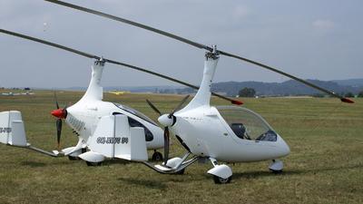 A picture of OKXWC54 - Autogyro Calidus - [C00364] - © Václav Kudela