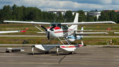 OH-CTE - Cessna TU206G Turbo Stationair - Private