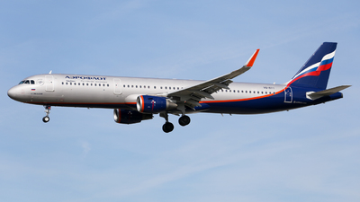 A picture of VQBTT - Airbus A321211 - Aeroflot - © Marvin Knitl