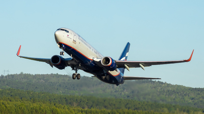 A picture of VPBMO - Boeing 7378LJ - Aeroflot - © David_Vlasov