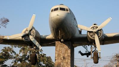114 - Douglas C-47-DL Skytrain - El Salvador - Air Force