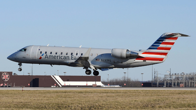 A picture of N237PS - Mitsubishi CRJ200ER - SkyWest Airlines - © DJ Reed - OPShots Photo Team