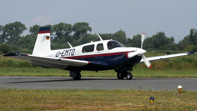 D-EMTD - Mooney M20J-201 - Private