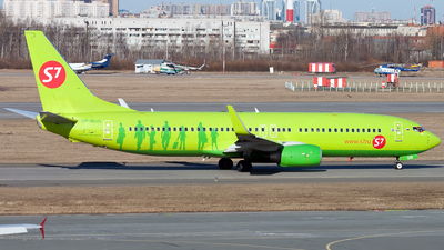 VP-BUG - Boeing 737-86J - S7 Airlines
