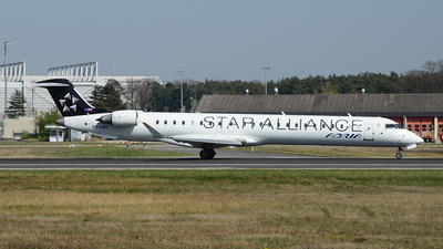 S5-AAV - Bombardier CRJ-900LR - Adria Airways