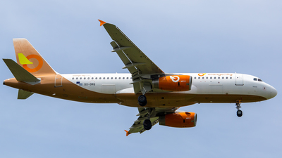 SX-ORG - Airbus A320-232 - Orange2Fly