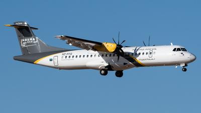 HZ-FFG - ATR 72-212A(600) - Nesma Airlines