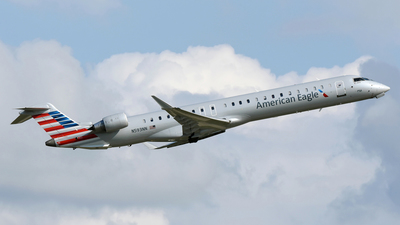 N593NN - Bombardier CRJ-900LR - American Eagle (PSA Airlines)