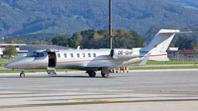 OE-GHF - Bombardier Learjet 40 - Avcon Jet