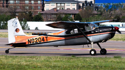 N9204T - Cessna 180C Skywagon - Private