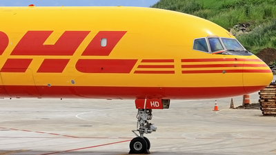A9C-DHD - Boeing 757-225(SF) - DHL International Aviation