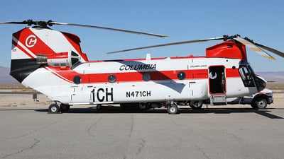 A picture of N471CH - Boeing CH47D - [900198] - © AviaStar Photography