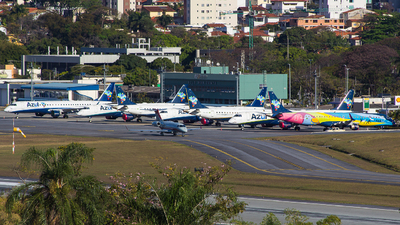 SBBH - Airport - Ramp