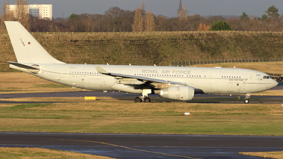 A picture of ZZ338 - Airbus KC2 Voyager (A330243MRTT) -  - © Dan Smith