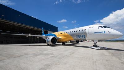 PR-ZIJ - Embraer 195-E2 - Embraer