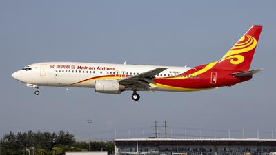 B-5089 - Boeing 737-883 - Hainan Airlines