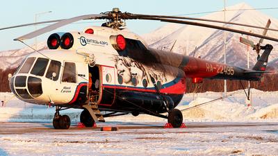RA-22495 - Mil Mi-8T Hip - Vityaz-Aero