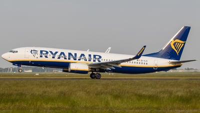 EI-GJX - Boeing 737-8AS - Ryanair