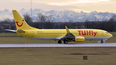 D-AHFL - Boeing 737-8K5 - TUIfly