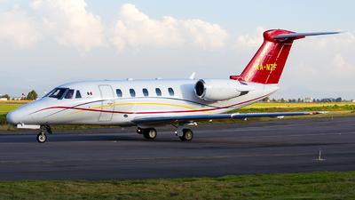 A picture of XANZF - Cessna 650 Citation III - [6500071] - © Roberto Tirado
