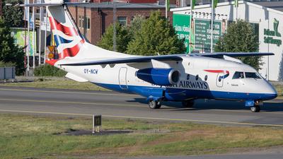 OY-NCW - Dornier Do-328-310 Jet - British Airways (Sun-Air)
