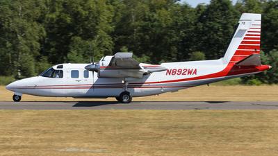 N892WA - Rockwell 690A Turbo Commander - Private
