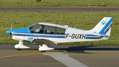 F-GUXH - Robin DR400/140B Major - Aéro-club Les Alcyons