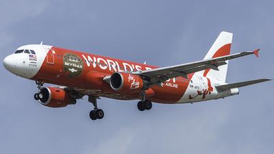 9M-AFC - Airbus A320-214 - AirAsia