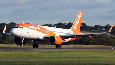 A picture of GUZHP - Airbus A320251N - easyJet - © n94504