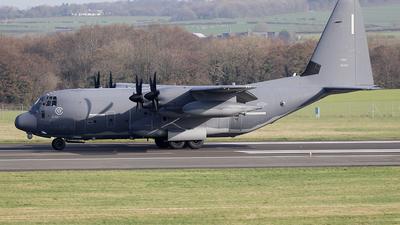 12-5759 - Lockheed Martin MC-130J Commando II - United States - US Air Force (USAF)