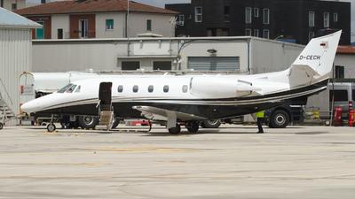 D-CECH - Cessna 560XL Citation XLS Plus - Private