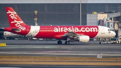 VT-NAG - Airbus A320-214 - AirAsia India