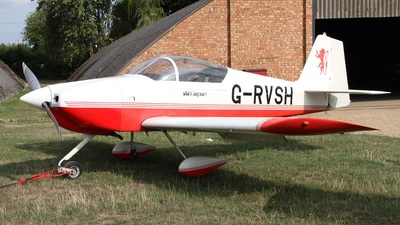 A picture of GRVSH - Van's RV6A - [PFA 181A13026] - © Ian Johnson
