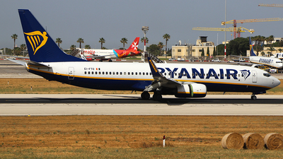 EI-FTO - Boeing 737-8AS - Ryanair