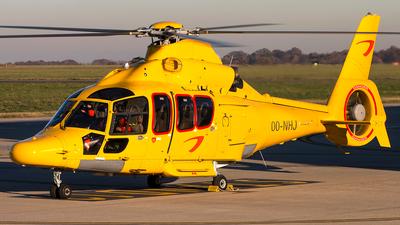 OO-NHJ - Eurocopter EC 155B1 - Noordzee Helikopters Vlaanderen (NHV)
