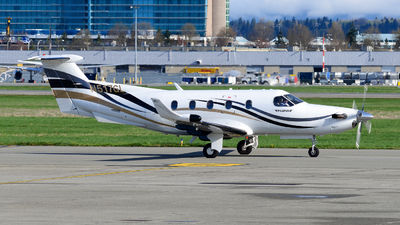 N517GL - Pilatus PC-12/45 - Private