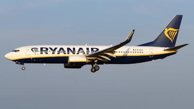 A picture of EIESV - Boeing 7378AS - Ryanair - © Marcel Schmidt