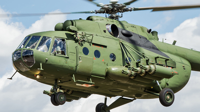 605 - Mil Mi-17 Hip - Poland - Army