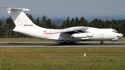 RA-76386 - Ilyushin IL-76TD - Aviacon Zitotrans