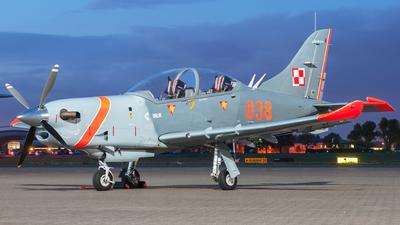 038 - PZL-Okecie PZL-130TC-2 Turbo Orlik  - Poland - Air Force