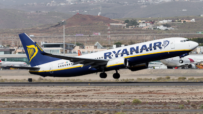 EI-ESP - Boeing 737-8AS - Ryanair