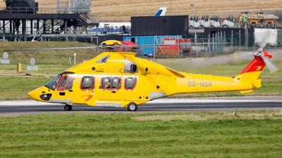 OO-NSR - Airbus Helicopters H175 - Noordzee Helikopters Vlaanderen (NHV)