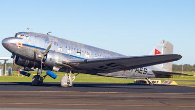 VH-AES - Douglas DC-3C - Hawdon Operations